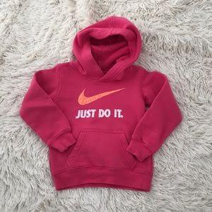 Nike Hoodie- Girls